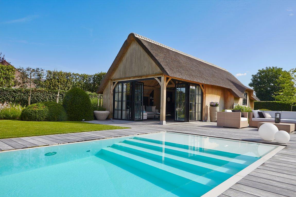 Poolhouse Cottage Bogarden