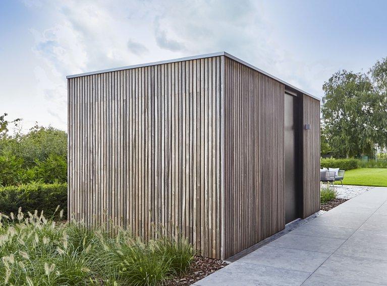 Modern Tuinhuis Bogarden